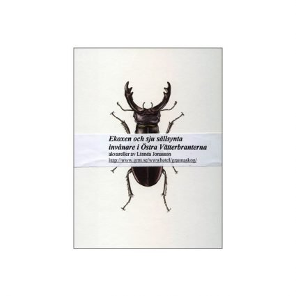 Ekoxen och sju andra arter