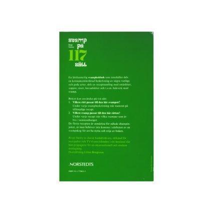 Svampkokboken. Svamp på 117 sätt, pärmens sista sida