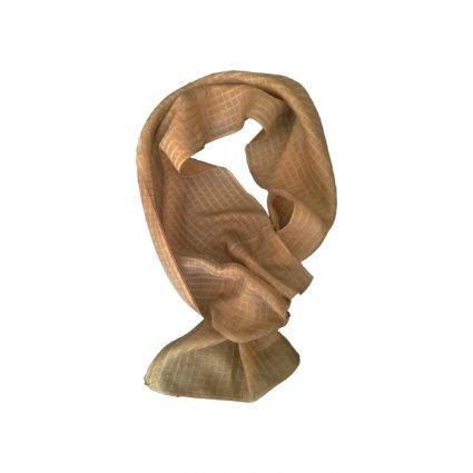 Slipsscarf (med kanal i en ände)
