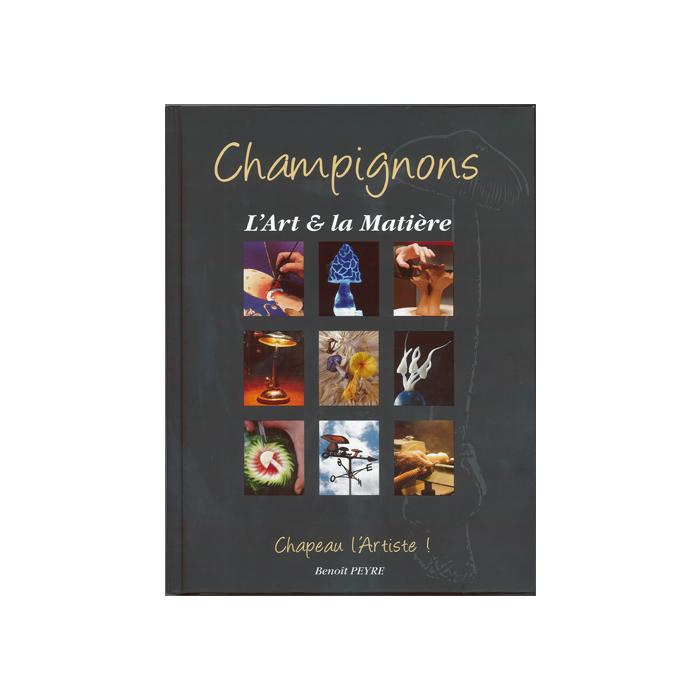 Champignons, L'Art & la Matière, omslagets första sida