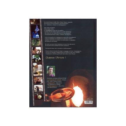 Champignons, L'Art & la Matière, omslagets sista sida