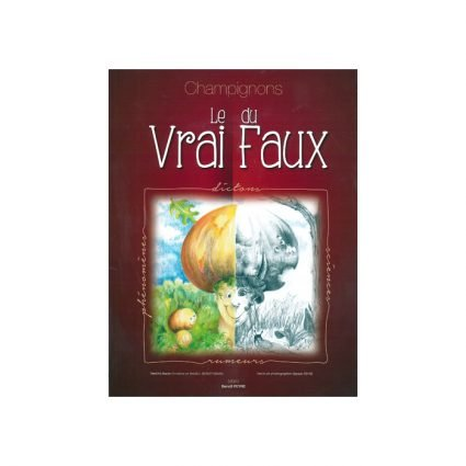 Le Vrai du Faux, omslagets första sida