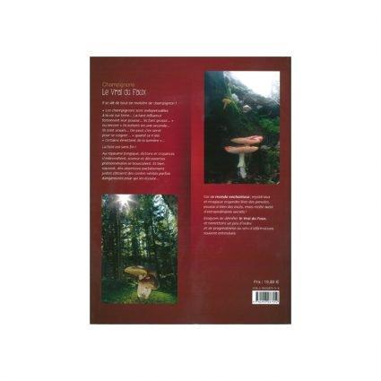 Le Vrai du Faux, omslagets sista sida