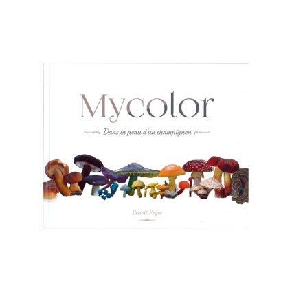 Mycolor, omslagets första sida