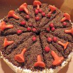 Svamptårta från Moas Café