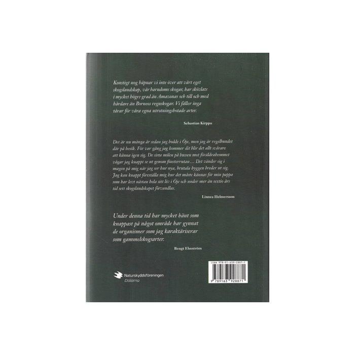 Skogslandskap farväl, omslag2