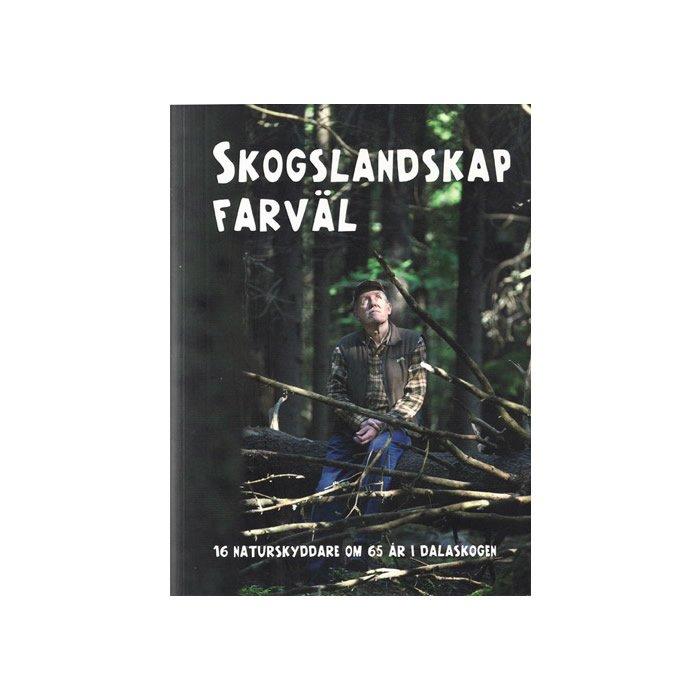 Skogslandskap farväl, omslag1