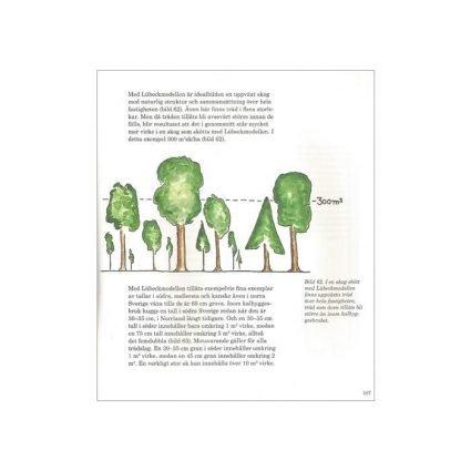 Konsten att hugga träd och ha skogen kvar, sid 107
