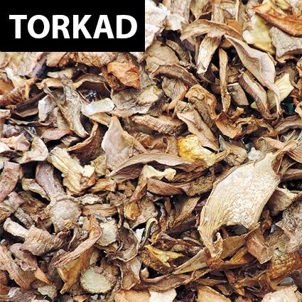 Sandsopp torkad till matlagning. Plockad i Sverige. Livsmedelsgodkänd förpackning.